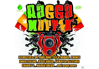 VARIOUS - W.O.Raggamuffin [CD]