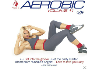 VARIOUS - W.O.Aerobic Vol.11 - (CD)