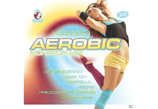 VARIOUS - World Of Aerobic Nonstop Mix Vol.4 [CD]