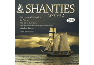 VARIOUS - W.O. Shanties Vol.2 [CD]