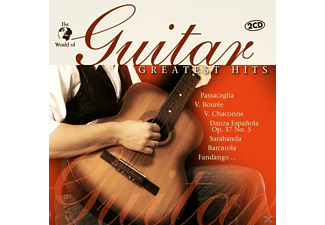 VARIOUS - W.O.Guitar Greatest Hits - (CD)
