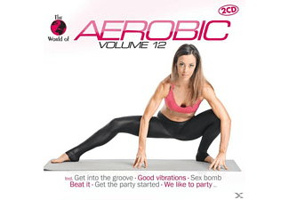 VARIOUS - The World Of Aerobic Vol.12 - (CD)