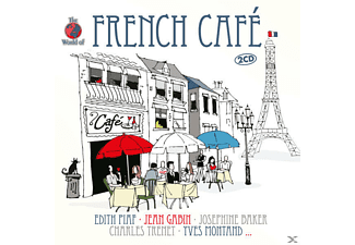 VARIOUS - French Cafe [CD]
