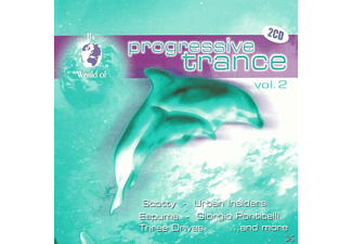 Various - W.O.Progressive Trance Vol.2 - (CD)