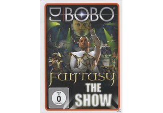 DJ Bobo - Fantasy - The Show - (DVD)