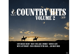 VARIOUS - W.O.Country Hits Vol.2 - (CD)