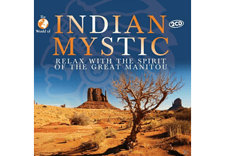 VARIOUS - INDIAN MYSTIC - (CD)