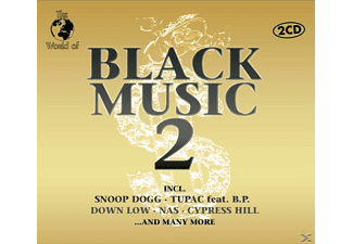 Various - W.O.Black Music 2 - (CD)