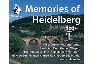 VARIOUS - The World Of Memories Of Heidelberg - (CD)