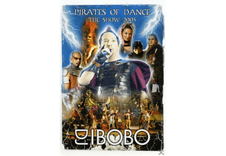DJ Bobo - Pirates Of Dance-Show 2005 [DVD]