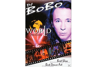 DJ Bobo - World In Motion - (DVD)