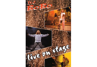 DJ Bobo - Live On Stage [DVD]