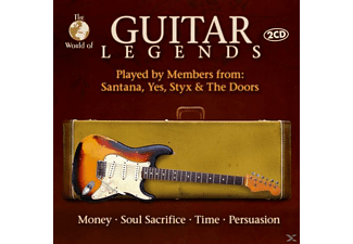 Various - Guitar Legends - (CD)