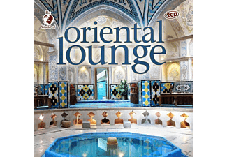 VARIOUS - Oriental Lounge [CD]