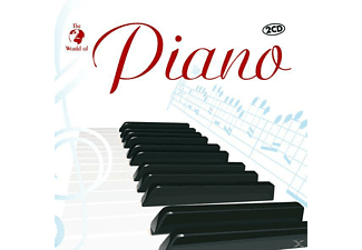 VARIOUS - World Of Piano [CD]