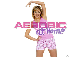 VARIOUS - Aerobic At Home [CD]