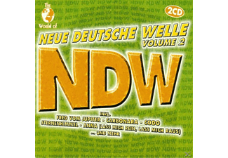 VARIOUS - W.O.Neue Deutsche Welle Vol.2 - (CD)