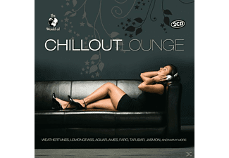 VARIOUS - Chillout Lounge - (CD)