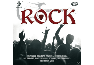 VARIOUS - Rock - (CD)