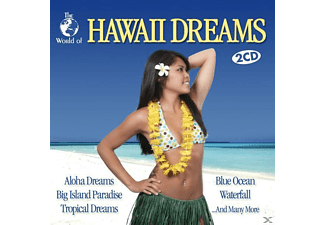 VARIOUS - W.O.Hawaii Dreams [CD]