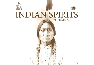 VARIOUS - World Of Indian Spirits 2 - (CD)