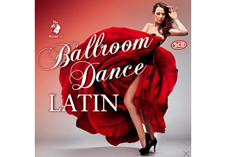 VARIOUS - W.O.Ballroom Dance Latin [Doppel-Cd] [CD]