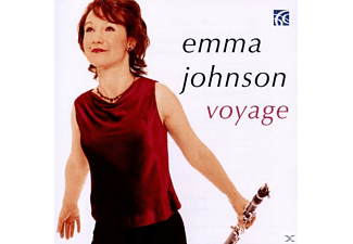 Rpo, Emma Johnson, John Lenehan - Voyage - (CD)