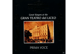 VARIOUS, Supervia, Schipa, Ruffo - Great Singers At Teatro Del Liceo - (CD)