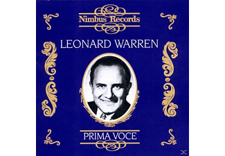 Leonard Warren - Leonard Warren - (CD)