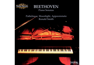 VARIOUS, Ronald Smith - Klaviersonaten 13+27+57 - (CD)