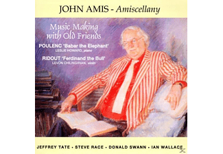 John Amis - Amiscellany - (CD)