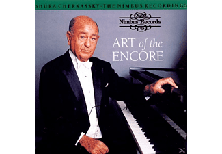 Shura Cherkassky - The Art of the Encore - (CD)