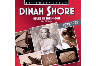 Dinah Shore - Blues in the Night - (CD)