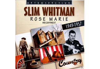 Slim Whitman - Rose Marie - (CD)