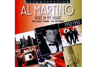 Al Martino - Here In My Heart-The Early Years - (CD)