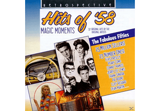 VARIOUS - Hits of '58 - (CD)