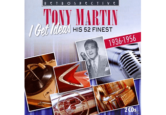 Tony Martin - I Get Ideas - (CD)
