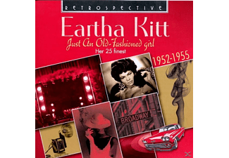 Eartha Kitt - Just An Old-Fashioned Girl - (CD)