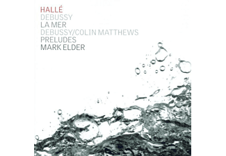The Halle Orchestra - La Mer/Preludes - (CD)