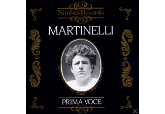 Giovanni Martinelli, Giovanni/various Martinelli - Martinelli 1885-1969 - (CD)