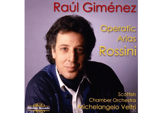 Scottish Chamber Orchestra, Veltri, Gimenez - Operatic Arias - (CD)