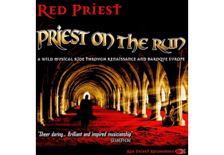 Redpriest, Red Priest - Red Priest/Priest On The Run - (CD)