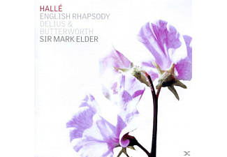 Elder & Halleorchestra, Mark Halle Orchestra & Elder - English Rhapsody - (CD)