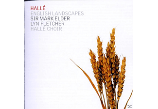 The Halle Orchestra, Mark Halle Orchestra & Elder - English Landscapes - (CD)