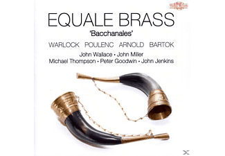 Equalebrass, Equale Brass - Equale Brass Bacchanales - (CD)