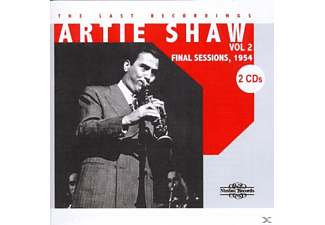 Artie/jones/potter/farlow Shaw - Artie Shaw Vol.2 - (CD)