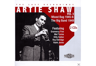 Artie Shaw - The Last Recordings Vol.3 - (CD)
