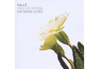The Halle Orchestra, Mark Elder - English Spring - (CD)