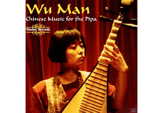 Wu Man - Chinese Music For The Pipa - (CD)