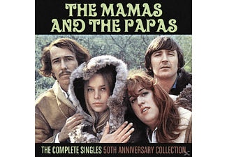 The Mamas And The Papas - Complete Singles - (CD)